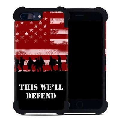 Apple iPhone 7 Plus Bumper Case - Defend