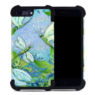 Apple iPhone 7 Plus Bumper Case - Dragonfly Fantasy
