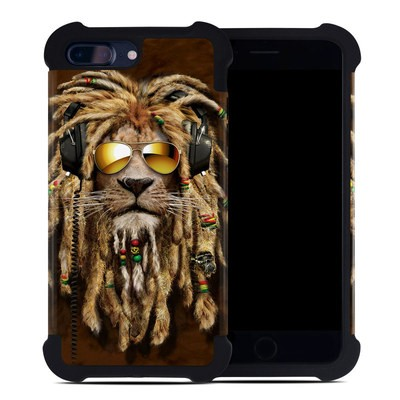 Apple iPhone 7 Plus Bumper Case - DJ Jahman