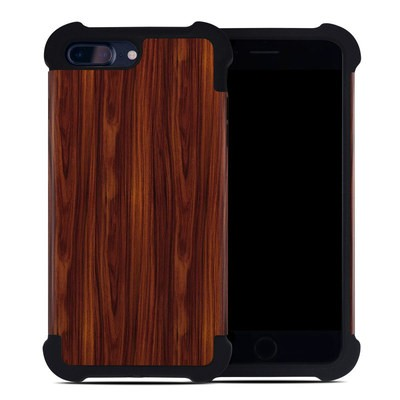 Apple iPhone 7 Plus Bumper Case - Dark Rosewood