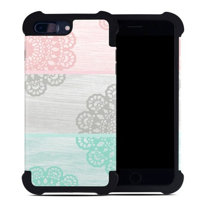 Apple iPhone 7 Plus Bumper Case - Doily
