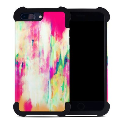 Apple iPhone 7 Plus Bumper Case - Electric Haze
