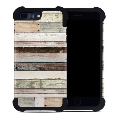 Apple iPhone 7 Plus Bumper Case - Eclectic Wood