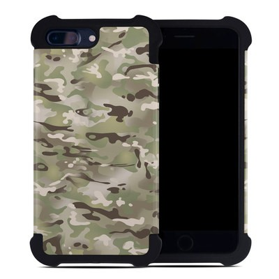 Apple iPhone 7 Plus Bumper Case - FC Camo