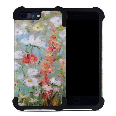Apple iPhone 7 Plus Bumper Case - Flower Blooms
