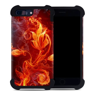 Apple iPhone 7 Plus Bumper Case - Flower Of Fire