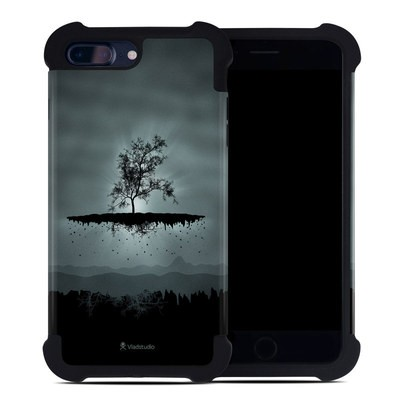 Apple iPhone 7 Plus Bumper Case - Flying Tree Black