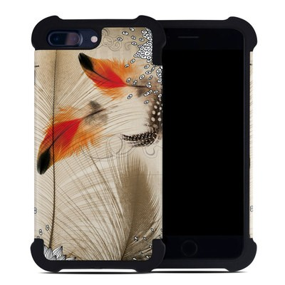 Apple iPhone 7 Plus Bumper Case - Feather Dance