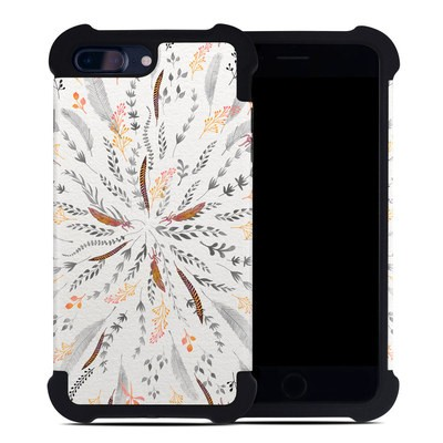 Apple iPhone 7 Plus Bumper Case - Feather Roll