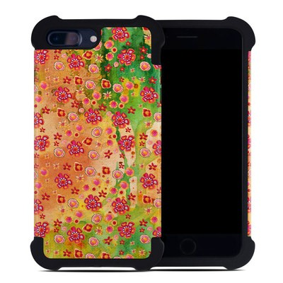 Apple iPhone 7 Plus Bumper Case - Garden Flowers