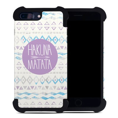 Apple iPhone 7 Plus Bumper Case - Hakuna Matata