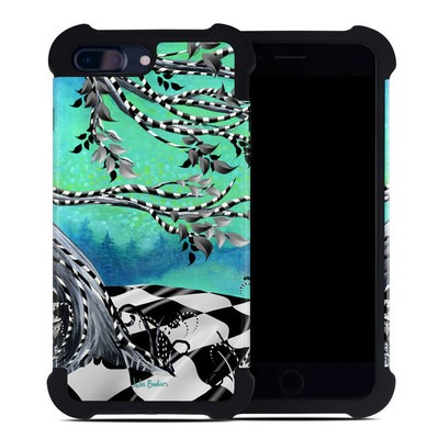 Apple iPhone 7 Plus Bumper Case - Haunted Tree