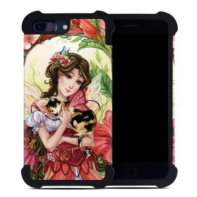 Apple iPhone 7 Plus Bumper Case - Hibiscus Fairy