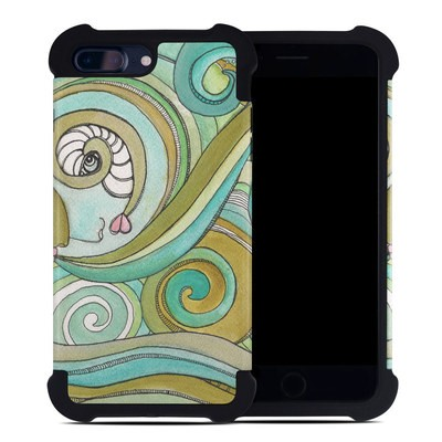 Apple iPhone 7 Plus Bumper Case - Honeydew Ocean
