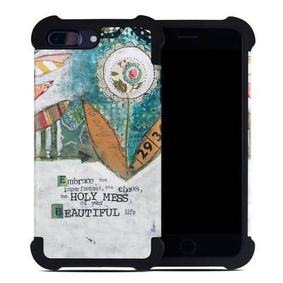 Apple iPhone 7 Plus Bumper Case - Holy Mess