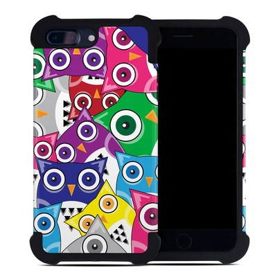 Apple iPhone 7 Plus Bumper Case - Hoot