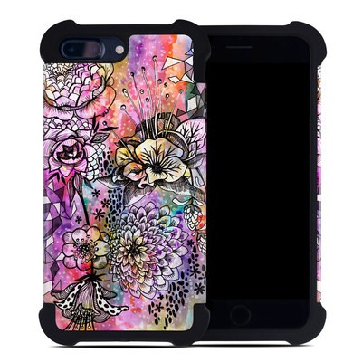 Apple iPhone 7 Plus Bumper Case - Hot House Flowers