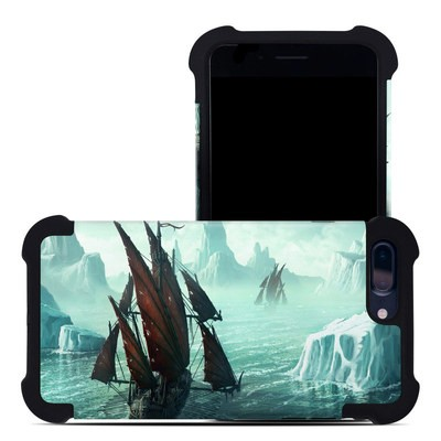 Apple iPhone 7 Plus Bumper Case - Into the Unknown