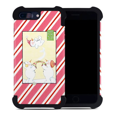 Apple iPhone 7 Plus Bumper Case - Jump for Joy