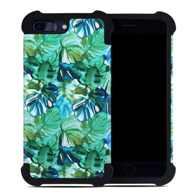 Apple iPhone 7 Plus Bumper Case - Jungle Palm