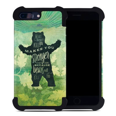 Apple iPhone 7 Plus Bumper Case - What Doesnt Kill You