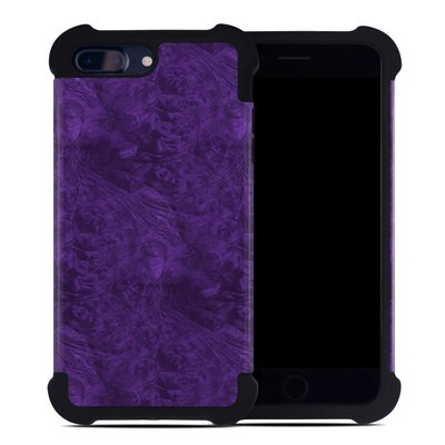 Apple iPhone 7 Plus Bumper Case - Purple Lacquer