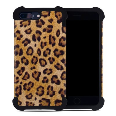 Apple iPhone 7 Plus Bumper Case - Leopard Spots