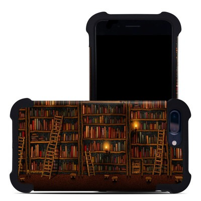 Apple iPhone 7 Plus Bumper Case - Library
