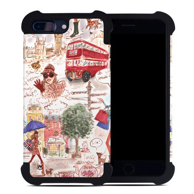 Apple iPhone 7 Plus Bumper Case - London