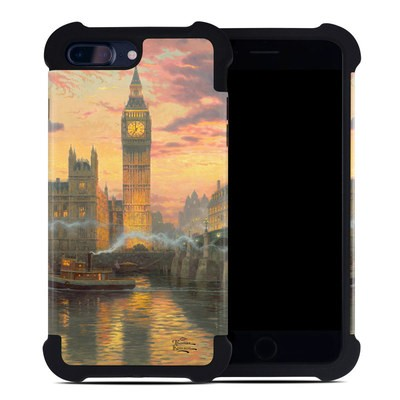Apple iPhone 7 Plus Bumper Case - London - Thomas Kinkade