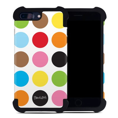 Apple iPhone 7 Plus Bumper Case - Multidot