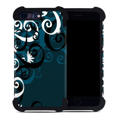 Apple iPhone 7 Plus Bumper Case - Midnight Garden