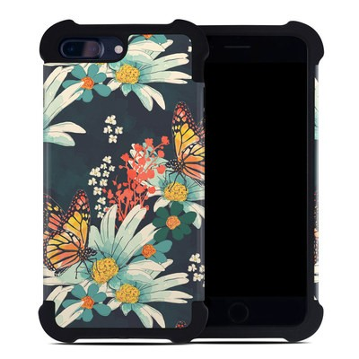 Apple iPhone 7 Plus Bumper Case - Monarch Grove