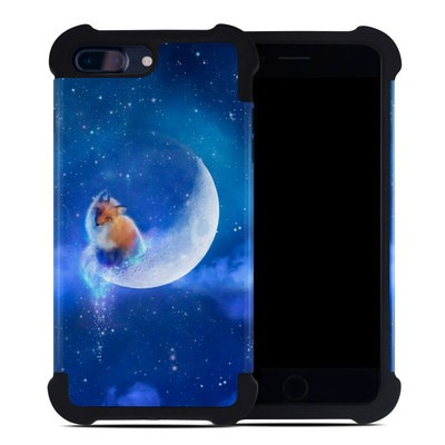 Apple iPhone 7 Plus Bumper Case - Moon Fox