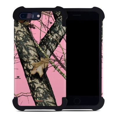 Apple iPhone 7 Plus Bumper Case - Break-Up Pink