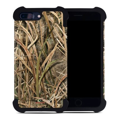 Apple iPhone 7 Plus Bumper Case - Shadow Grass Blades