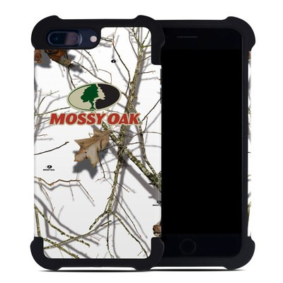 Apple iPhone 7 Plus Bumper Case - Break-Up Lifestyles Snow Drift