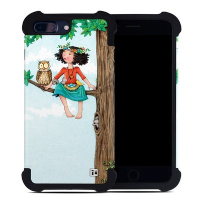 Apple iPhone 7 Plus Bumper Case - Never Alone