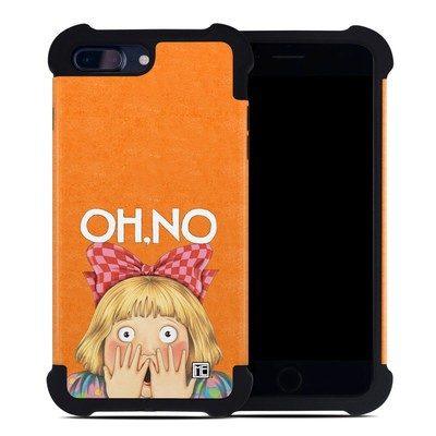 Apple iPhone 7 Plus Bumper Case - Oh No