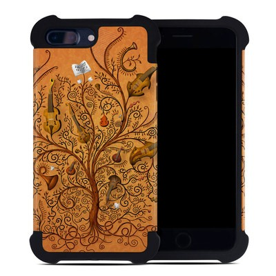Apple iPhone 7 Plus Bumper Case - Orchestra