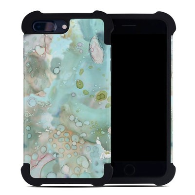 Apple iPhone 7 Plus Bumper Case - Organic In Blue