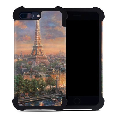 Apple iPhone 7 Plus Bumper Case - Paris City of Love