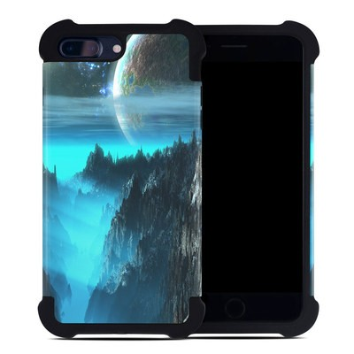 Apple iPhone 7 Plus Bumper Case - Path To The Stars