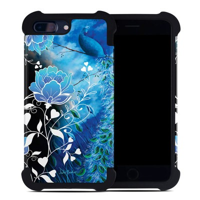 Apple iPhone 7 Plus Bumper Case - Peacock Sky