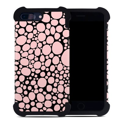 Apple iPhone 7 Plus Bumper Case - Pink Bubbles