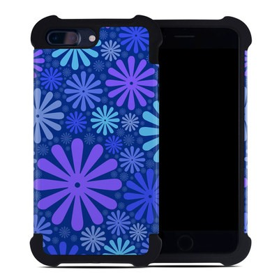 Apple iPhone 7 Plus Bumper Case - Indigo Punch