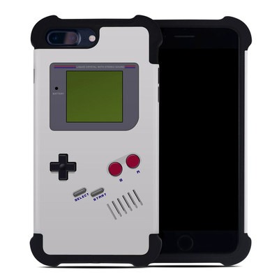 Apple iPhone 7 Plus Bumper Case - Retro Horizontal