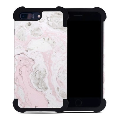 Apple iPhone 7 Plus Bumper Case - Rosa Marble