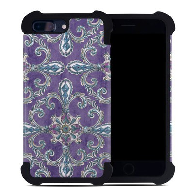 Apple iPhone 7 Plus Bumper Case - Royal Crown