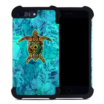 Apple iPhone 7 Plus Bumper Case - Sacred Honu